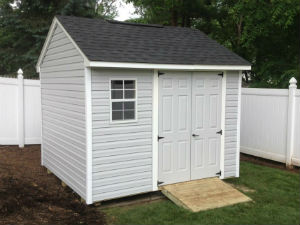 Atlantic shed - 10x10