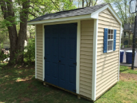 Cape May shed - 6x8