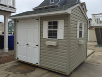 Cape May shed - 8x10