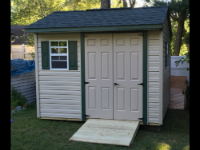Cape May shed - 10x10