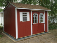 Cape May shed - 10x12